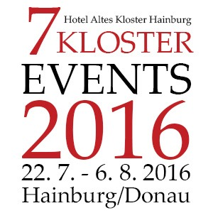 7 KLOSTER EVENTS 08/22016