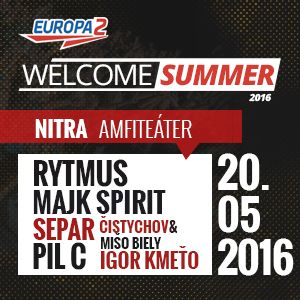 EUROPA 2 WELCOME SUMMER 05/2016
