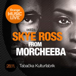 SKYE & ROSS FROM MORCHEEBA 11/2016