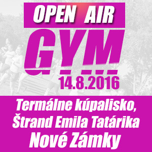 OPEN AIR GYM 08/2016