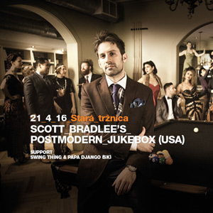 SCOTT BRADLEE´S  POSTMODERN JUKEBOX 04/2016