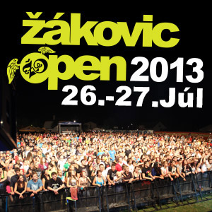 Žákovic Open 2013