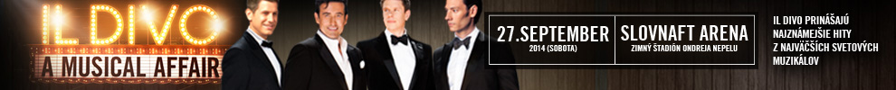 IL DIVO - A MUSICAL AFFAIR 9/2014