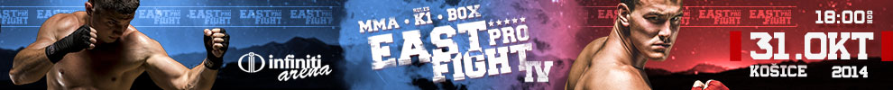 EAST PRO FIGHT 4 10/2014