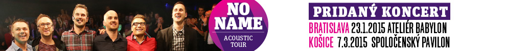 NO NAME ACOUSTIC TOUR new 03/2015