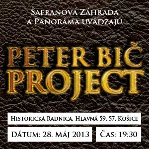 KONCERT PETER BIČ PROJECT (LIVE)