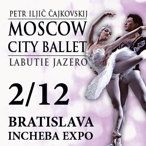 MOSCOW CITY BALLET 12/2014