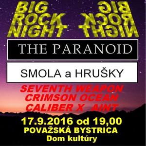 BIG ROCK NIGHT 8/2016