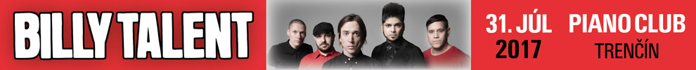 Billy talent 3/2017