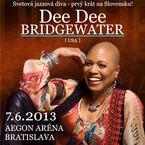 Dee Dee Bridgewater a band(USA)