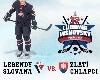 Finále 17: Legendy Slovana vs Zlatí Chlapci