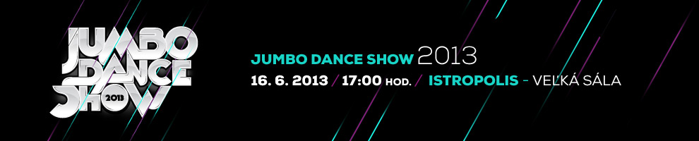 JUMBO DANCE SHOW 2013