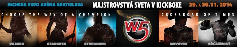 W5 World Kickboxing Championsh