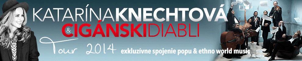 K. KNECHTOVÁ & CIGÁNSKI DIABLI
