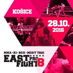 EAST PRO FIGHT 8 09/2016