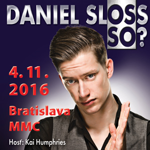 DANIEL SLOSS - SO? 11/2016