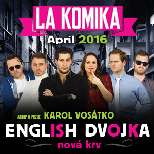 ENGLISH DVOJKA - NOVÁ KRV 06/2016
