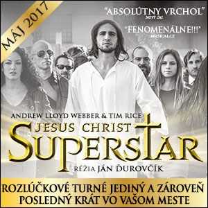 JESUS CHRIST SUPERSTAR 05/2017