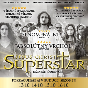 JESUS CHRIST SUPERSTAR 10/2016