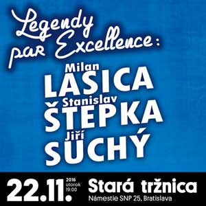 LEGENDY PAR EXCELLENCE 11/2016