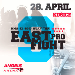 EAST PRO FIGHT 9 3/2017