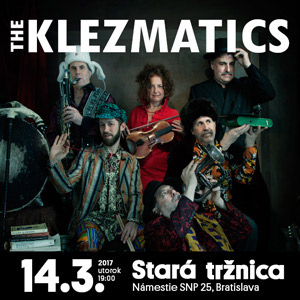 THE KLEZMATICS - USA