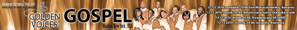 THE GOLDEN VOICES OF GOSPEL 11/2016