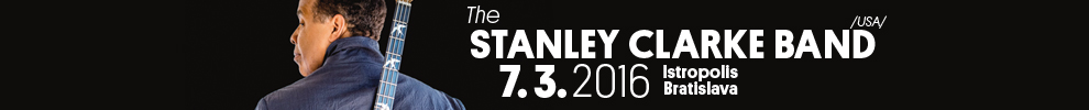 THE STANLEY CLARKE BAND /USA/ 03/2016