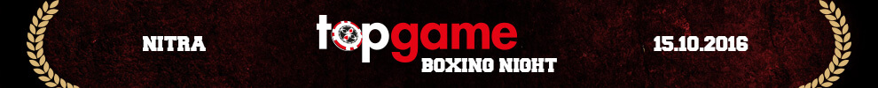 TOP GAME BOXING NIGHT 8/2016