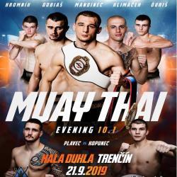 Muay Thai Evening 10.1