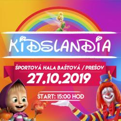 Kidslandia jeseň 2019