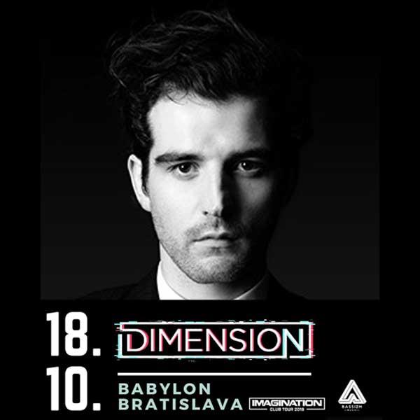 Bassizm w./ DIMENSION (UK)