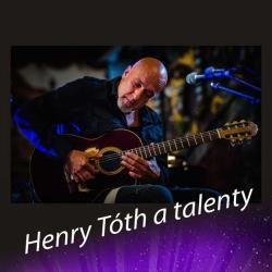 Henry Tóth a talenty