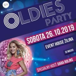 Oldies party s Darou Rolins Žilina