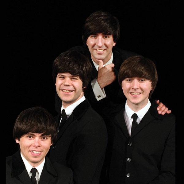 Beatles show-The Backwards