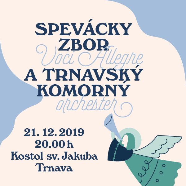 Voci Allegre a Trnavský komorný orchester