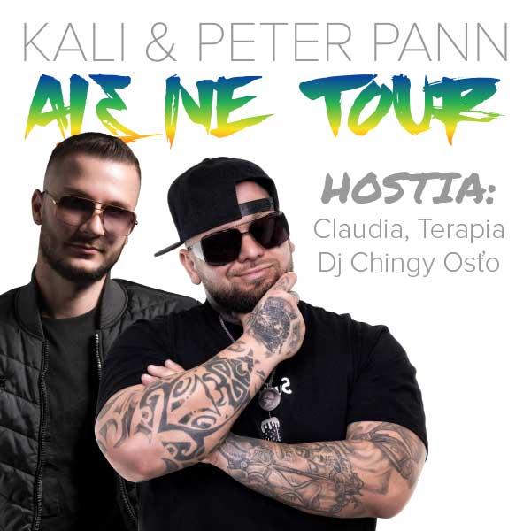 KALI A PETER PANN - ALE NE TOUR 2020