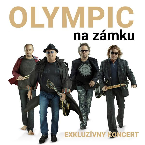 OLYMPIC na zámku – exkluzívny koncert | 05.09.2021 - nedeľa Šimák Zámok Pezinok, Pezinok