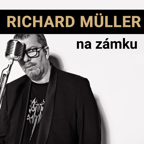 RICHARD MÜLLER na zámku