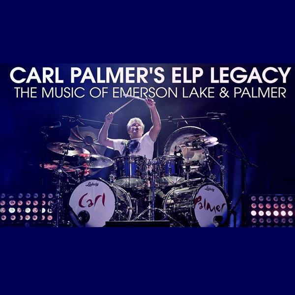 Carl Palmer ´s ELP Legacy
