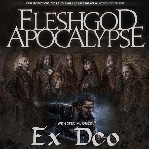 FLESHGOD APOCALYPSE, hosť EX-DEO