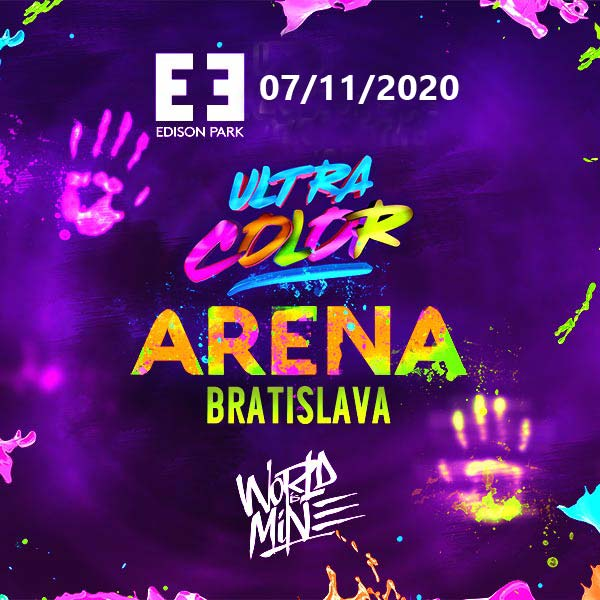 ULTRA COLOR of Bratislava by WORLD IS MINE
