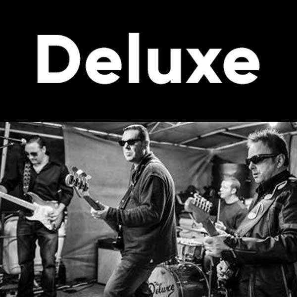 The Deluxe – Christian Sharpe Band (UK)