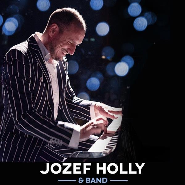 Jozef Holly a band – jediný klubový koncert   05.09.2020 - sobota Blue Note, J. Hašku 18, Nové Mesto n/V