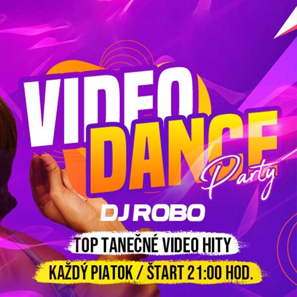 VIDEO DISCO PARTY