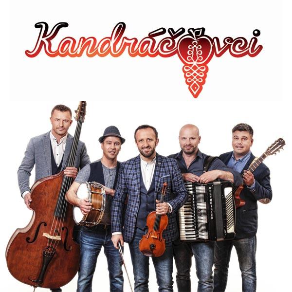 Kandráčovci & OLDIES DISCO | 23.05.2020 - sobota Expo Center, Trenčín