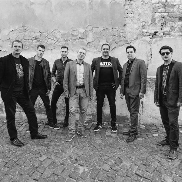 Večer Franka Sinatru – Ludo Kuruc Band