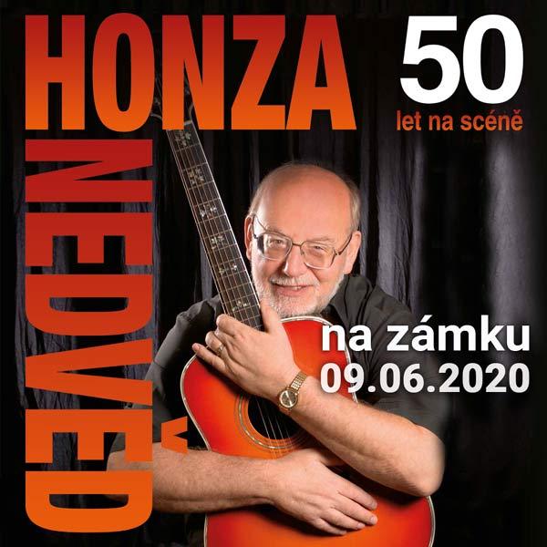 HONZA NEDVĚD na zámku   09.06.2020 - utorok Šimák Zámok Pezinok, Pezinok