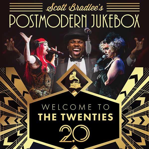 Postmodern Jukebox The Grand Reopening Tour | 22.06.2022 - streda Majestic Music Club, Bratislava