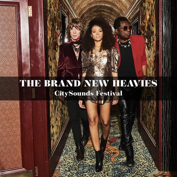 THE BRAND NEW HEAVIES   10.11.2021 - streda Majestic Music Club, Bratislava